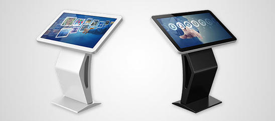 "Android Kiosk Touch Pult Modell ""Grace"" mit 32"